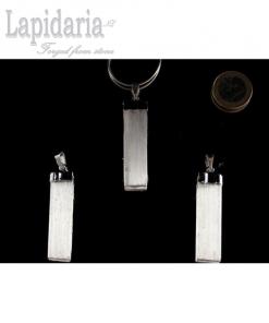Seleniet hanger zilver