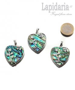 Abalone hart hanger