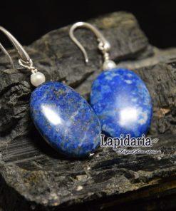 product Lapis Lazulli oorbellen