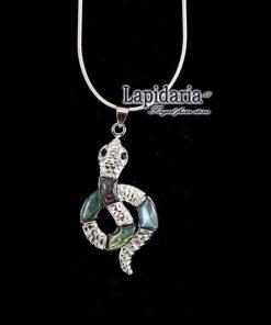 product abalone slangen hanger
